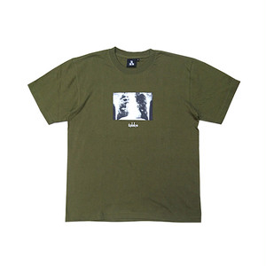 KP TOKYO - LUNG FUCKERS TEE (Olive)
