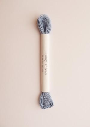 Sunny thread #1 オーガニックコットン 刺繍糸