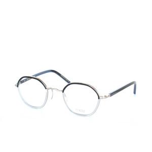 ayame:アヤメ 《HEX -ヘックス col.BKC》 眼鏡 ヘキサゴン