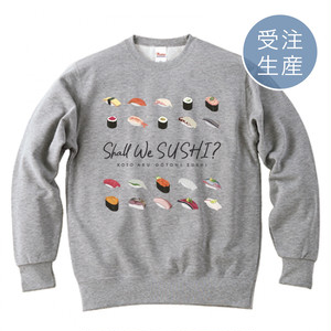 お寿司ALL STARSトレーナー