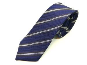 【the Most Original Tie】≪VANNERS&musterdTIES別注≫ 350endシルク グレナディン織ストライプ