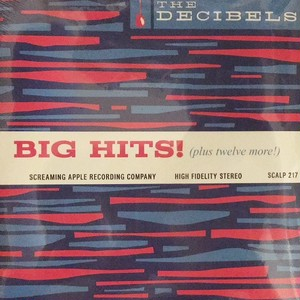 The Decibels / Big Hits (LP)