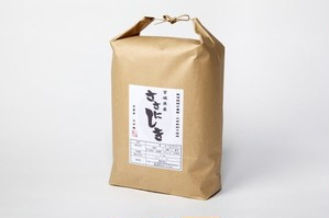 田伝むし 農薬不使用ササニシキ 白米 2kg