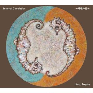 CD【豊田 耕三(とよたこうぞう) Internal Circulation —呼吸の巴—】