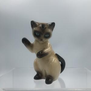 ドイツ Goebel社 猫の置物 1960-1972年
