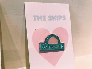 The Skips - Pins - Skips inn