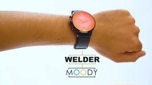 【WELDER ウェルダー】WWRC505 / MOODY DUAL TIME 45mm / ムーディー デュアルタイム/正規輸入品