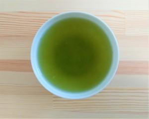 【リーフ/松印】郷里の華 松印(100g)-冠せ茶-