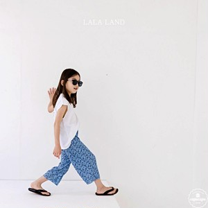 «sold out» LALA LAND paisley pants 3colors ペイズリーパンツ