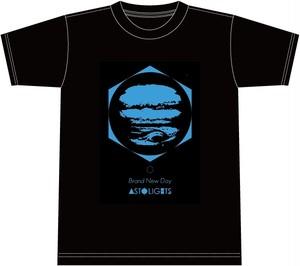 【通販】AstoLights - BRAND NEW DAY T shirt (Black)