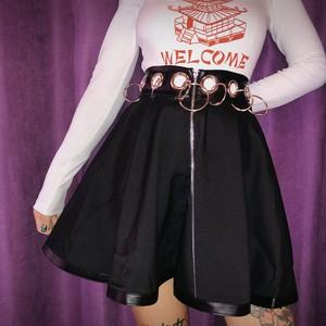 ハイウエストリングスカート / HWG208