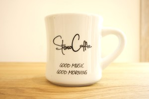 STEREO COFFEEオリジナルマグカップ