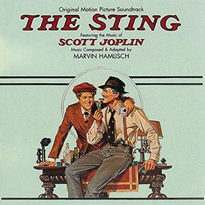 CD 「THE STING / ORIGINAL SOUNDTRACK」