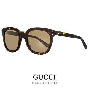 GUCCI サングラス gg0571s 002 グッチ ウェリントン 型 フレーム メンズ レディース ユニセックスモデル