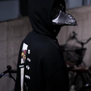 UW / INSANIA: ukye hoodie【受注生産 / 納期1~2週間】