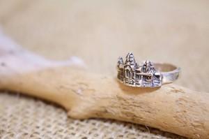 Angkor Wat Ring (silver)