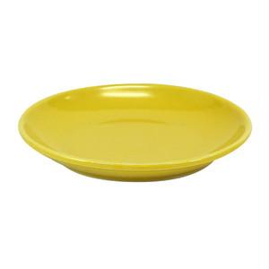 西海陶器 波佐見焼 「コモン」 プレート 皿 120mm イエロー 17034