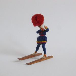 Handmade traditional Costume doll / Sami