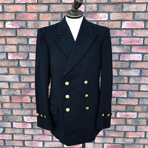 1960s Royal Navy Tailored By Burton Double Breasted Blazer