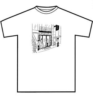 映画『音楽』元町映画館コラボTシャツ