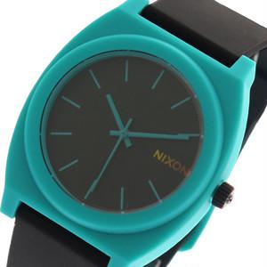 ニクソン NIXON タイムテラーP TIME TELLER P 腕時計 A119-1060 BLACK/TEAL ブラック