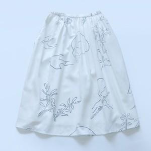※受注制作※ スカート -「フルート」