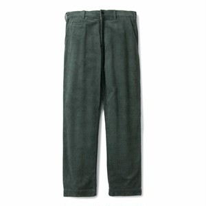 DRESS HIPPY(ドレスヒッピー)/CORDUROY PANTS (GREEN)