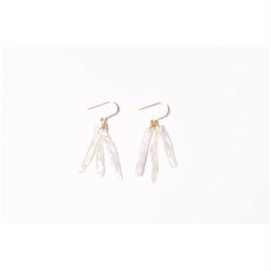 【ドラマ着用】Keshi Pearl pierced earring
