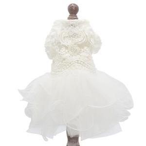 HARU ビーズ刺繍レースドレス