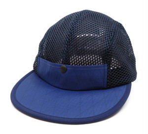 """velo spica international"" Canopy X-PAC ""Long Brim Ver."" col.navy"