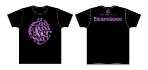 ★4月29日(木)開催『 KAIKA -ONLINE- 』【4月29日限定 2周年記念Tシャツサイン】【浅倉うみ推し】