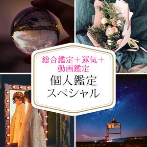 個人鑑定スペシャル〜ホロスコープ細密鑑定+運気+総まとめ動画〜