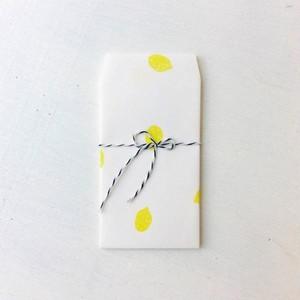 ポチ袋 Lemon