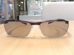 ウルトラガード グレータイプ☆目の健康と目元を守る「かけるスキンケア」サングラスです。