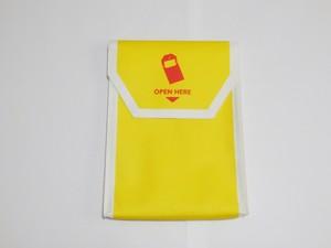 ティーバッグ型書類袋