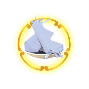 白【単品1色】方角:北西 運勢:成功運、資金、援助運、夫運