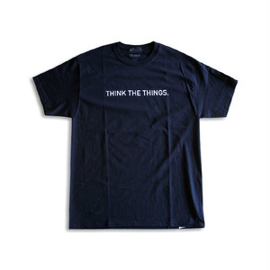 "G1950 S/S Tee ""Think The Things"""