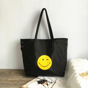 【バッグ】新作シンプル韓国風大容量帆布ショルダーバッグ