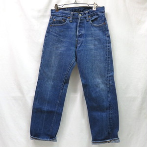 "1976's〜 LEVI'S 501 LATE""66"" RED LINE (DARK COLOR) (リーバイス501""66""後期モデル)"
