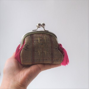 kimono ぷっくりがまぐち 10.5cm