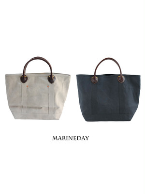 MARINEDAY(マリンデイ)TROOP LINEN TOTE リネントートバッグ