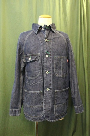 THM-0405 Denim Coverall