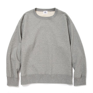 "Just Right ""Those Days Crew Neck"" Heather Grey"