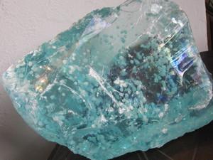 中国・広西産火山ガラス4.5kg  ¥18000→¥10000