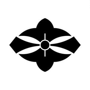 変わり二つ剣花菱 aiデータ