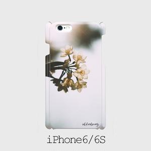 iPhone6/6S/7/8 ケース 『flower』