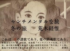 センチメンタルな旅・冬の旅 / 荒木 経惟