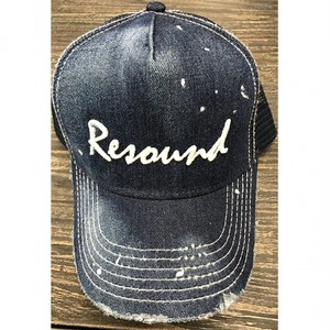 RESOUND CLOTHING(リサウンドクロージング)RESOUND CAP IND A メッシュキャップ