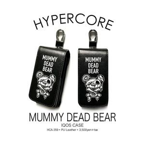 A-359C MUMMY DEAD BEAR IQOSケース