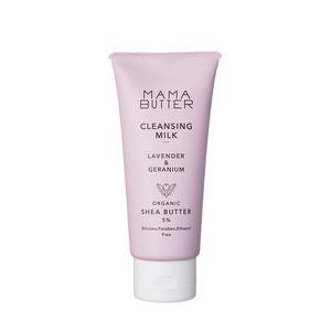 ママバター クレンジングミルク - ラベンダー&ゼラニウムの香り -